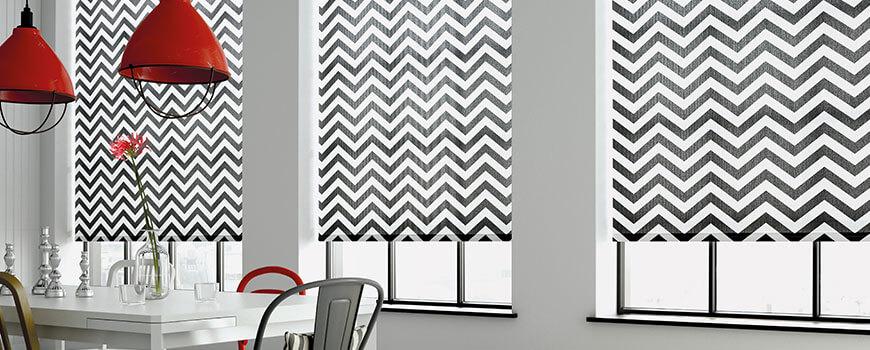 Ρόλερ Αδιάφανα Σχέδια Με Φωτεινότητα - Foundoulis Fabrics