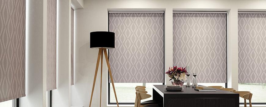 Ρόλερ Blackout Με Σχέδια - Foundoulis Fabrics