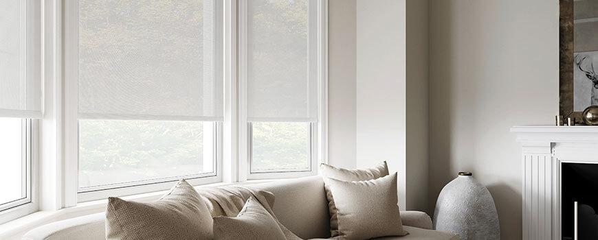 Διάφανα Ρόλερ Σκίασης - Foundoulis Fabrics