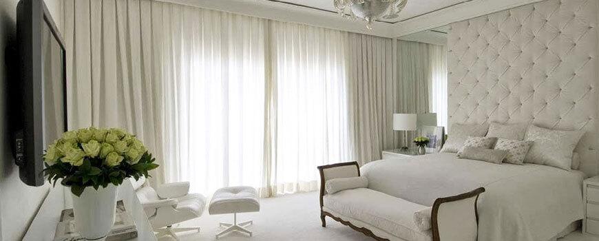 Κουρτίνες Λεπτές Ξενοδοχείου - Foundoulis Fabrics