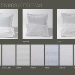 Σεντόνια - Κουβέρτες Ξενοδοχείου Colchas