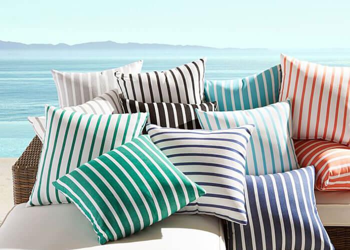 Μαξιλάρες - Διακοσμητικά μαξιλάρια ξενοδοχείου