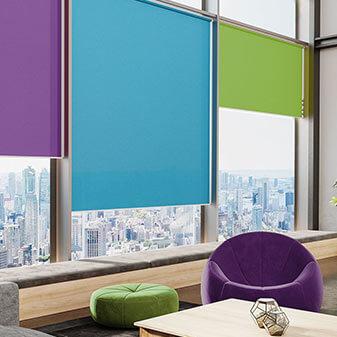 Συστήματα σκίασης για επαγγελματικούς χώρους & γραφεία